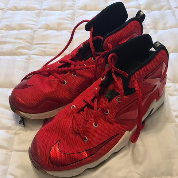 outlet store c0244 21780 Lebron XIII High Top Basketball Shoes